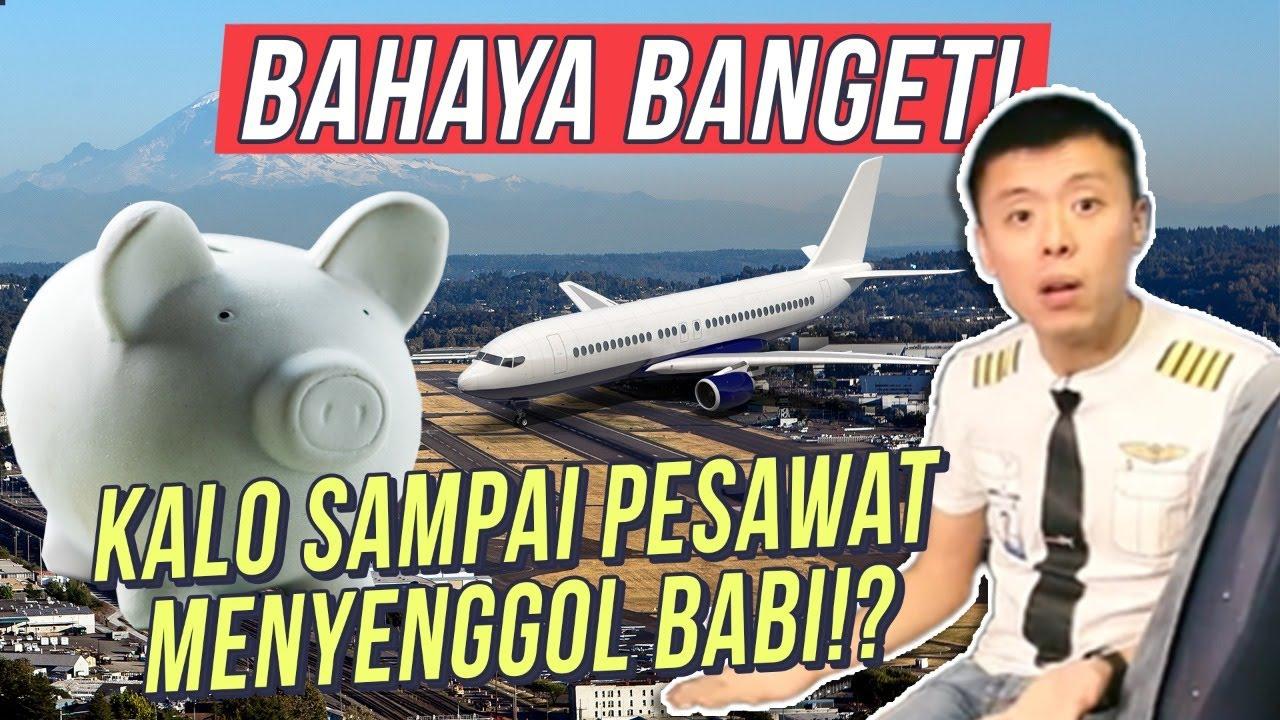 CARA PILOT MENGETAHUI LETAK BANDARA BARU YANG BELUM PERNAH DITUJU! - TANYA PILOT