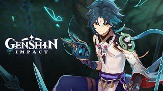 «Погибель зла» Сяо (Анемо) - Новый персонаж | Genshin Impact