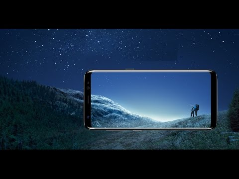 Infinity Display Explained - Samsung Galaxy S8 and S8 ...