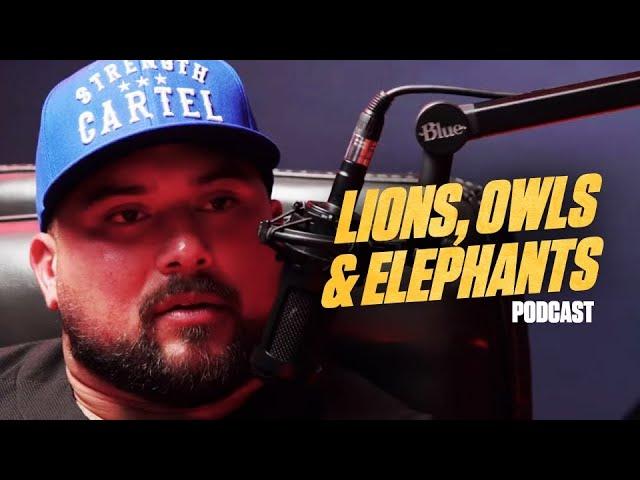 Mike Rashid Interviews Big Boy of Strength Cartel