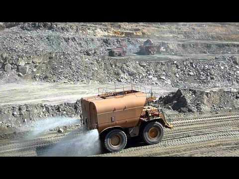 Lumwana Copper Mine, Northwest -District, Zambia