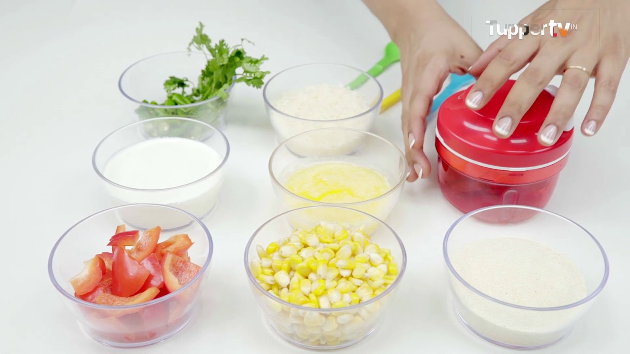 Chef Ayesha\'s Corner - Tupperware\'s MultiCook - YouTube