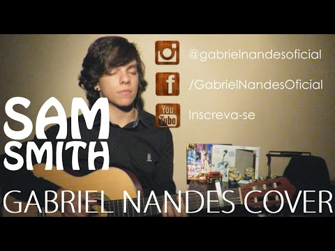 SAM SMITH - I&39;m not the only one Gabriel Nandes cover