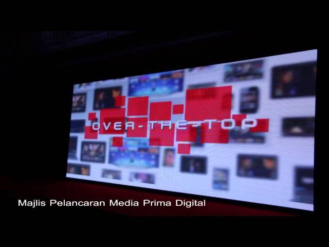 Pelancaran Media Prima Digital