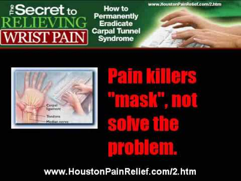Houston Wrist Pain and Carpal Tunnel Specialist- Dr Durrett