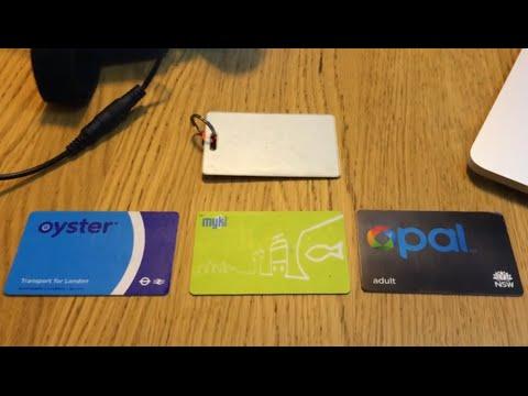 Inside The Opal Card Myki Card And Oyster Card