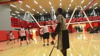CSUN Intramural Basketball Game #1
