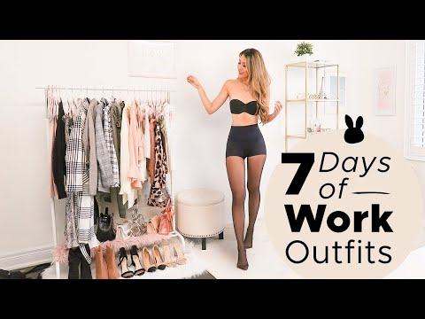 Work Outfits | What To Wear To Work