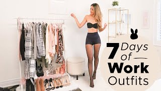 Work Outfits | What To Wear To…