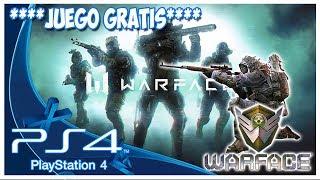 Juego GRATIS Para PS4 ****WARFACE**** Mi Primera Partida En Versus - Esta Mejor Que En PC?
