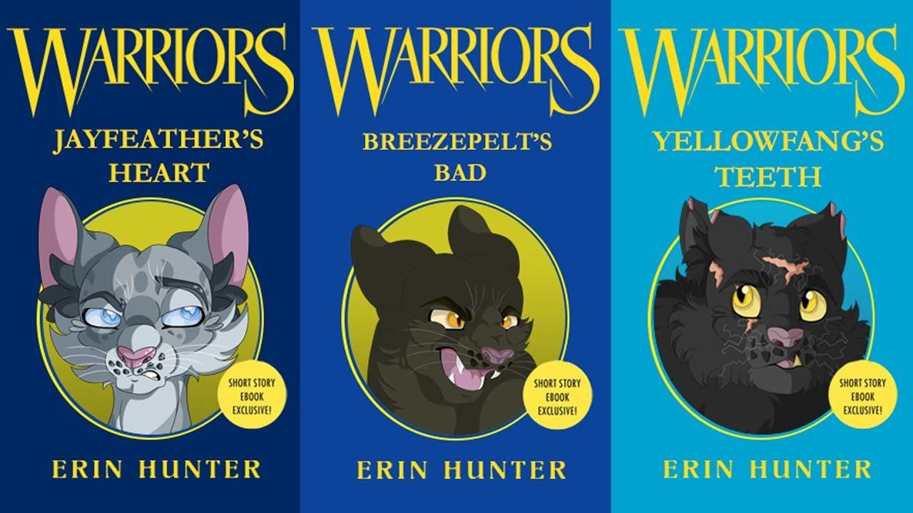 REJECTED Warrior Cats Novellas | Warrior Cats Challenge #9
