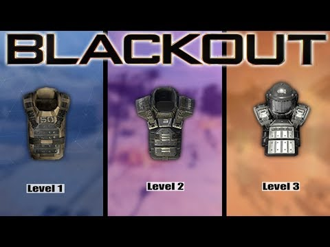 How Body Armor Actually Works in Blackout Battle Royale