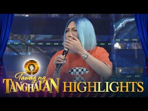 Tawag ng Tanghalan: Vice Ganda is surprised at what he discovered