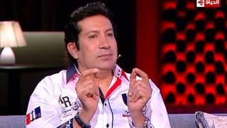 هاني رمزي: «الكوميديان حقه مهدور في البوسة»