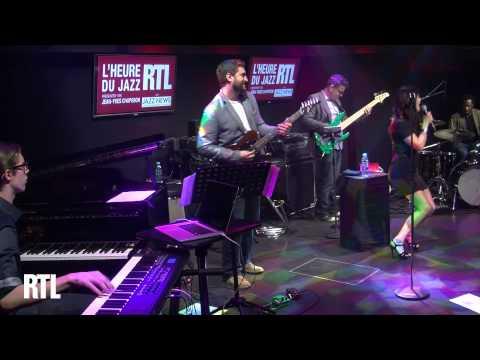 Nikki Yanofski - Something new en live dans le Grand Studio RTL - RTL - RTL