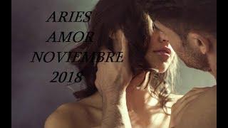 ARIES AMOR NOVIEMBRE 2018