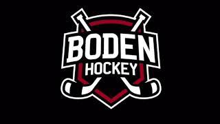 Boden Hockeys nya låt: Heja Heja Boden!