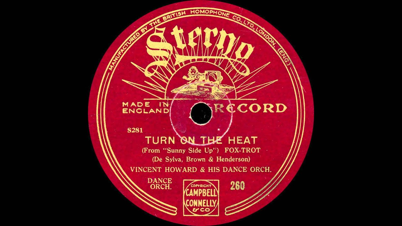 arthur rosebery and his kit cat dance band turn on the heat 1930 youtube. Black Bedroom Furniture Sets. Home Design Ideas