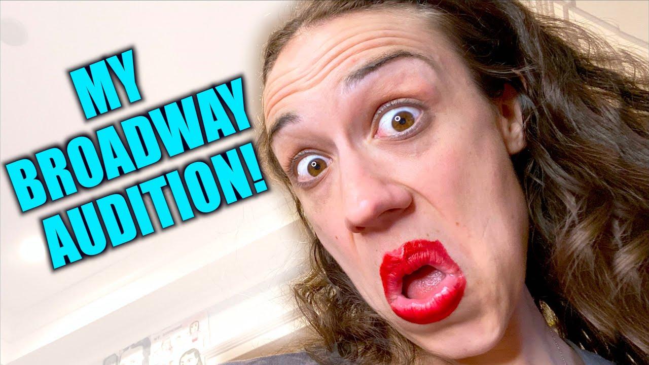 Miranda Sings Broadway Audition!!!