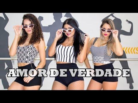 AMOR DE VERDADE - MC Kekel e MC Rita by Cia Nina Maya