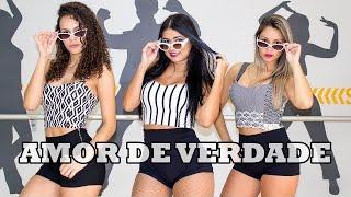 Baixar AMOR DE VERDADE - MC Kekel e MC Rita by Cia Nina Maya