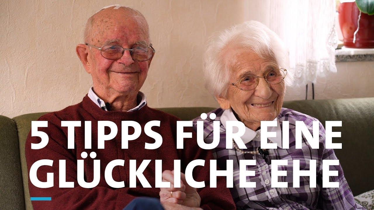 Seit 80 Jahren Ein Paar Ihre Tipps Fur Eine Gluckliche Ehe Swr Heimat Rheinland Pfalz Youtube