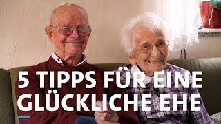 Seit 80 Jahren ein Paar: Ihre Tipps für eine glückliche Ehe | SWR Heimat Rheinland-Pfalz