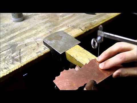 Jeweler's Saw Basics