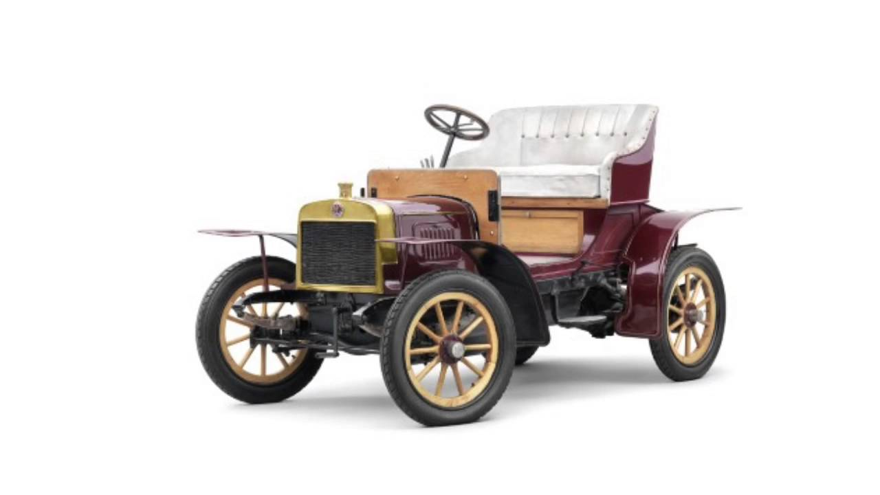 Skoda cars through history - YouTube