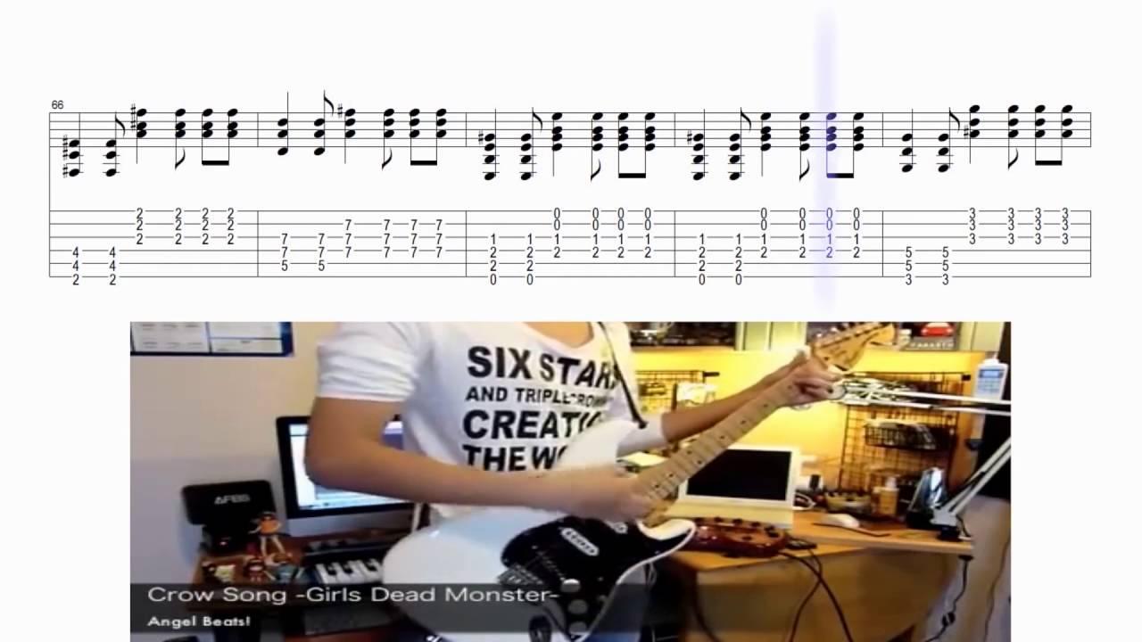 Angel Beats- Crow Song lyrics Chords - Chordify