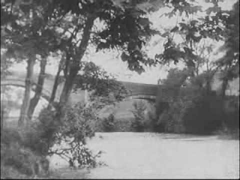 On Ilkla' Moor Baht At (1921) - extract