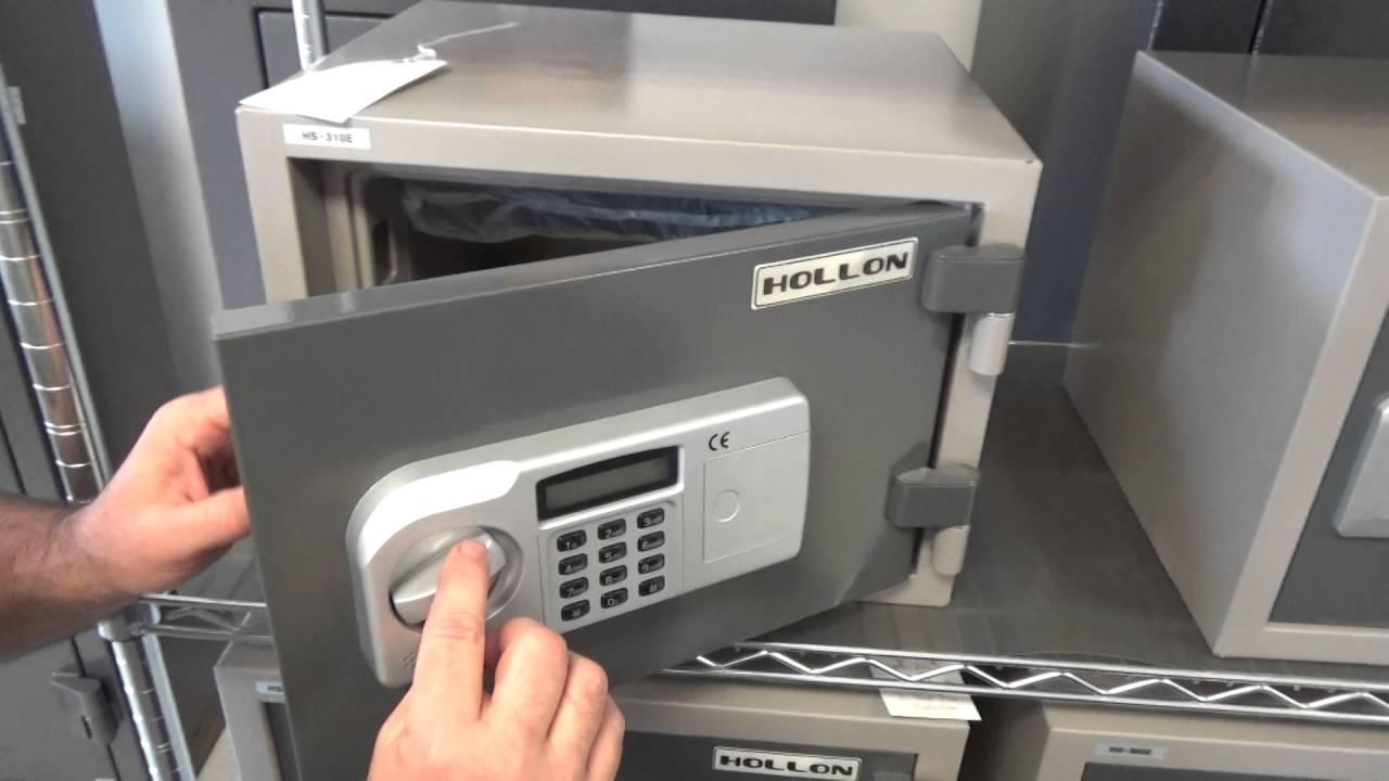Hollon Home Safe Ce Keypad Instructions Youtube