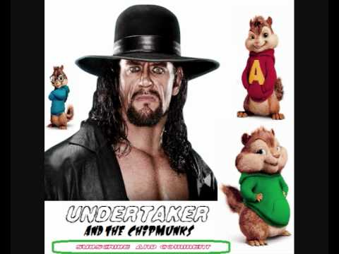 WWE Undertaker New Theme Song 2011 Ain't No Grave (Chipmunks)