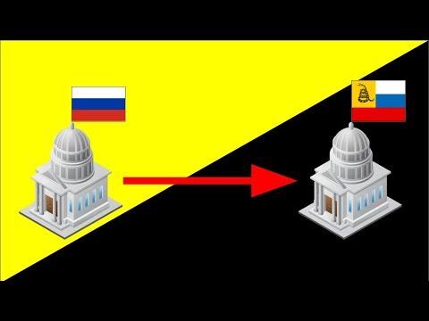 Сценарии перехода. Панархия, Анкап и Прекрасная Россия будущего