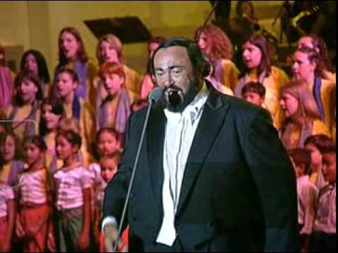 Darren Hayes & Luciano Pavarotti - O Sole Mio