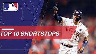 The Top 10 Shorstops in MLB Right Now
