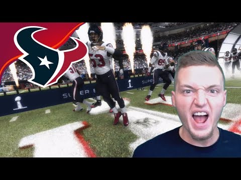 THE SUPER BOWL! SERIES GRAND FINALE! - Madden Houston Texans Connected Franchise #16