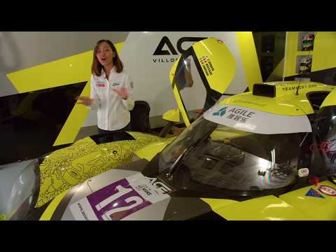 ASIAN LE MANS SERIES 2019/2020 - THE NEW CARS!