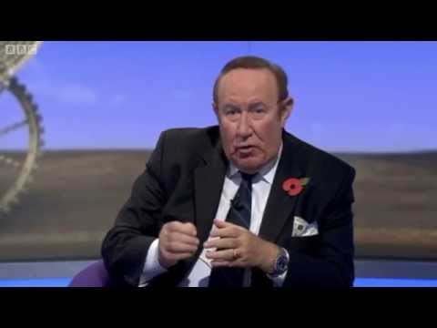 1 November 2015: Andrew Neil refuses to engage with Philip Davies MP over a men's issues debate