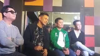 Sina Daniel Padilla, Darren Espanto at Jada Avanzado mga very promising artists ayon kina Gary V.