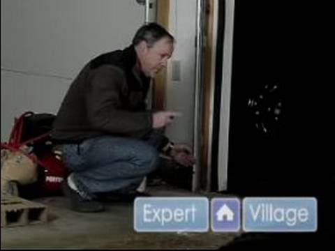 How To Install An Electric Garage Door Test Electric Eye