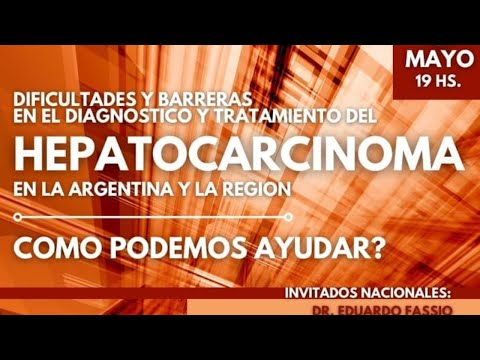 Hepatocarcinoma en Argentina