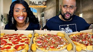 YES IT'S THAT GOOD PIZZA MUKBANG!