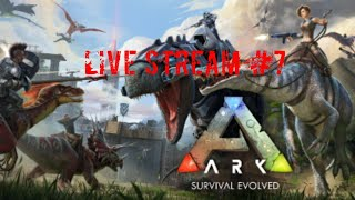 Live Stream Ark #7 {Ger/Deu}