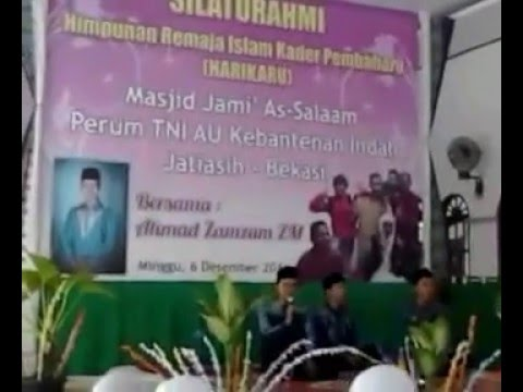 6 Desember 2015, Silaturahmi Ahmad Zamzam ZM (ceng zam zam)