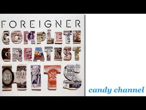 Foreigner - Complete Greatest Hits  (Full Album)