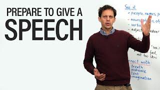 How to Prepare f๐r a Speech
