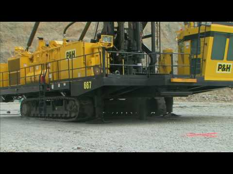 P&H Mining Equipment Drill: 320XPC