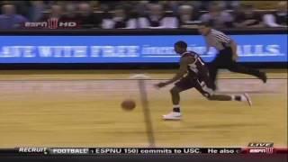 Aggie Basketball - Ray Turner Slam vs. Mizzou