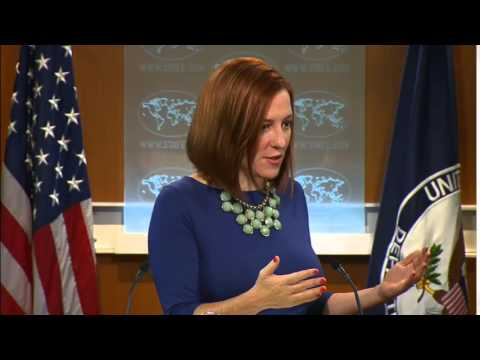 Daily Press Briefing: February 12, 2015